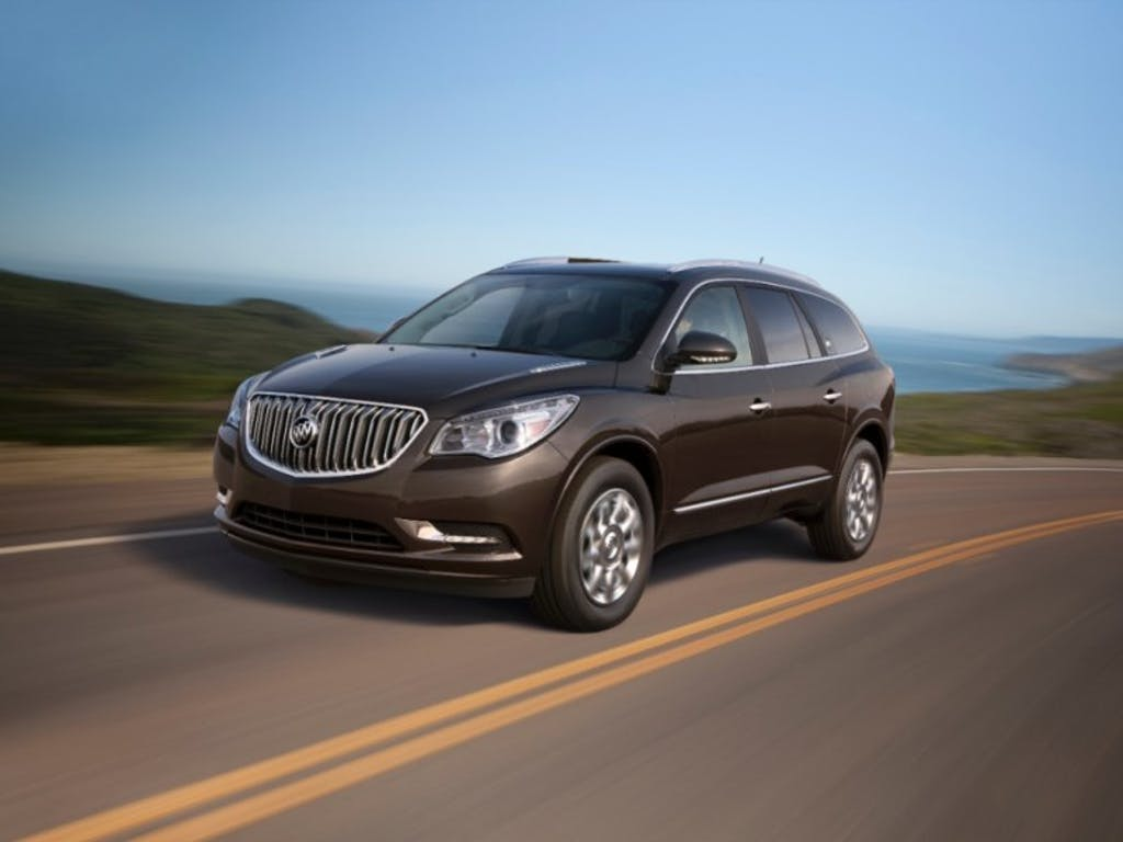 The Top 3 Alternatives to a Used Buick Enclave | CARFAX