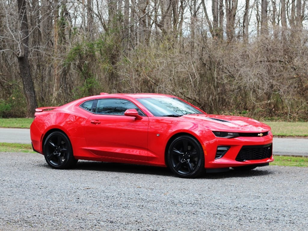 Camaro Insurance Cost >> Muscle Car Safety Ratings Camaro Outperforms Mustang