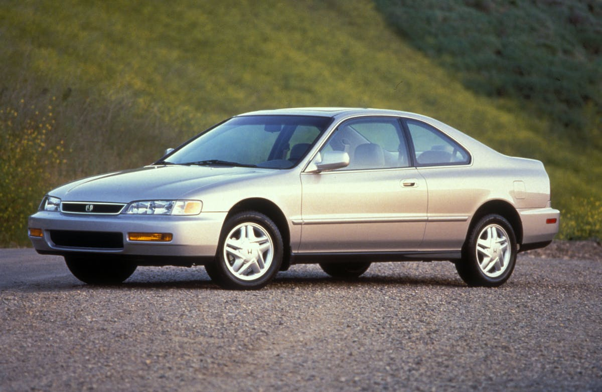 The 10 Most Stolen Cars in America