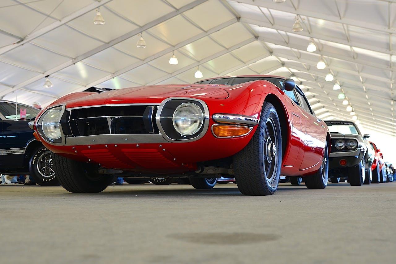 1967 Toyota 2000gt A Mecum Auctions Standout Carfax