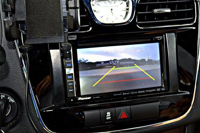 2013 volkswagen jetta backup camera