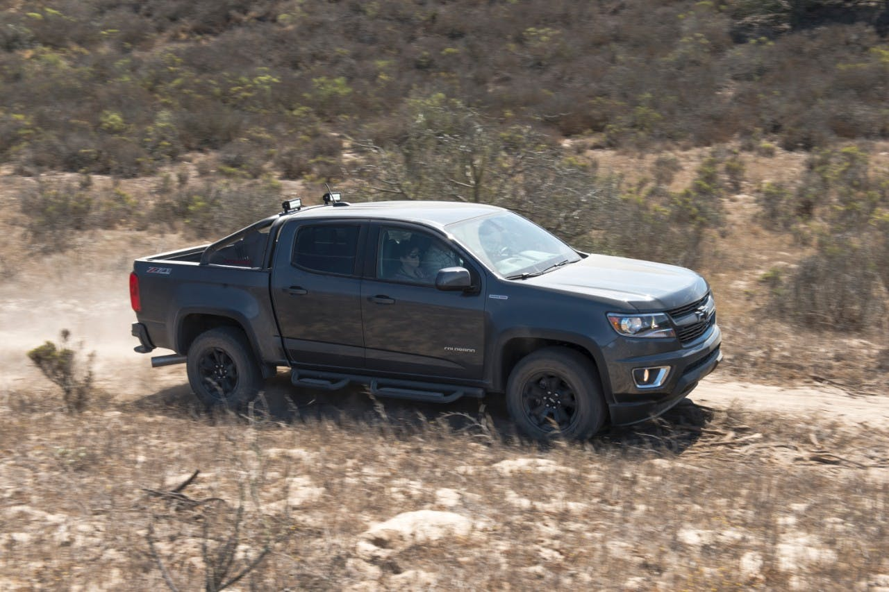 Making a Case for the 2016 Chevrolet Colorado Turbodiesel