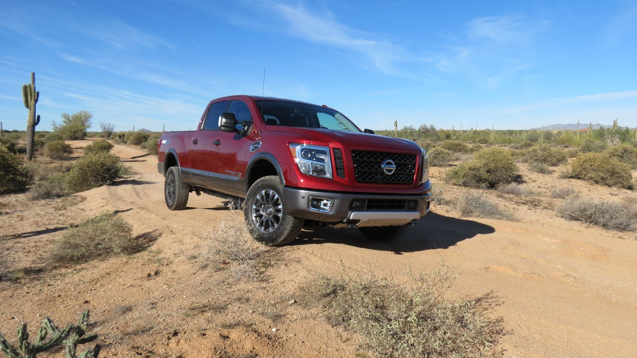 All-New Nissan Titan XD Changes Everything