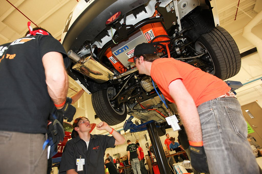 2020 Top Colleges for Mechanics - Niche
