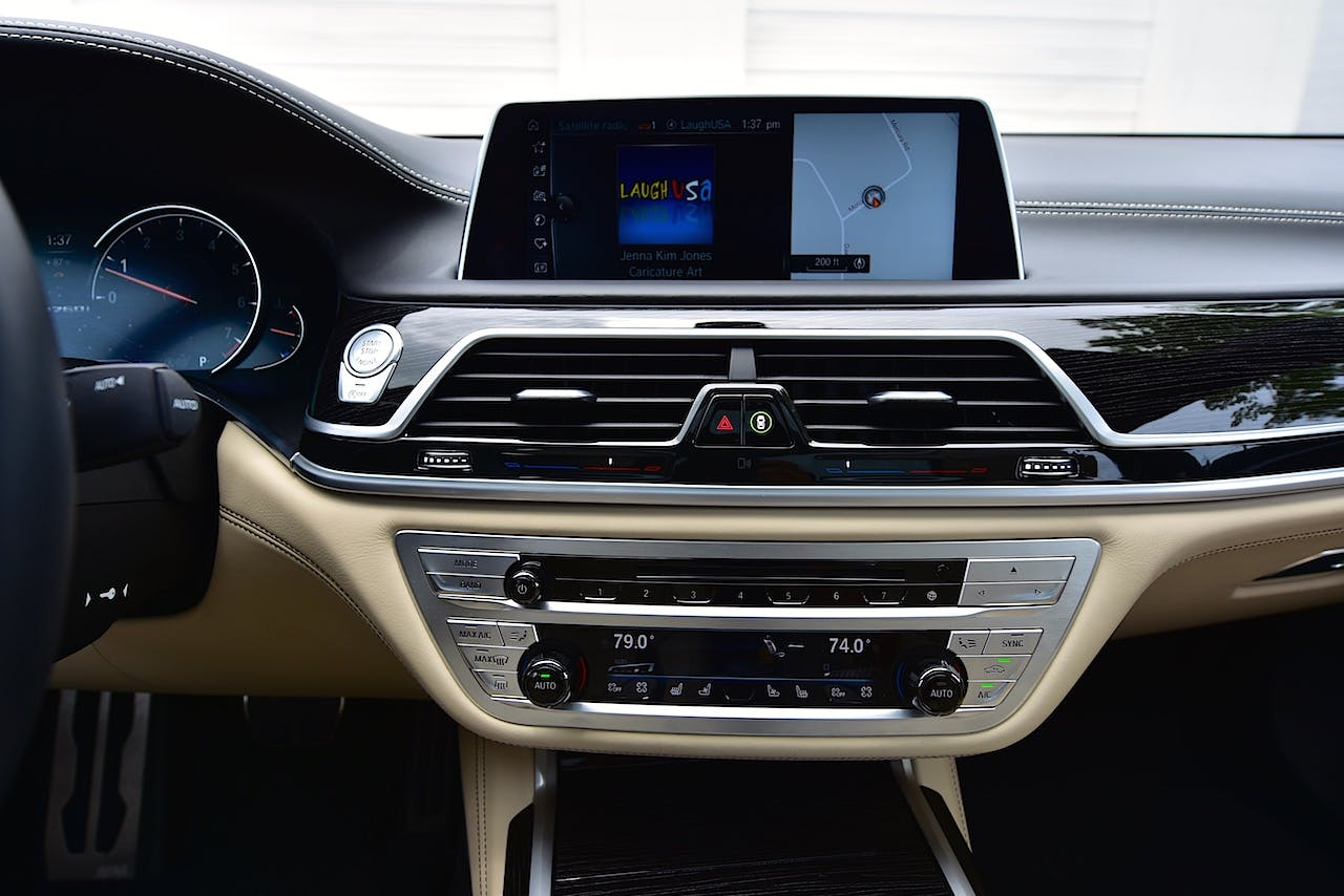 An Optional Rear Seat Package Includes A Fixed Center Console That Reduces Seating Capacity To Four