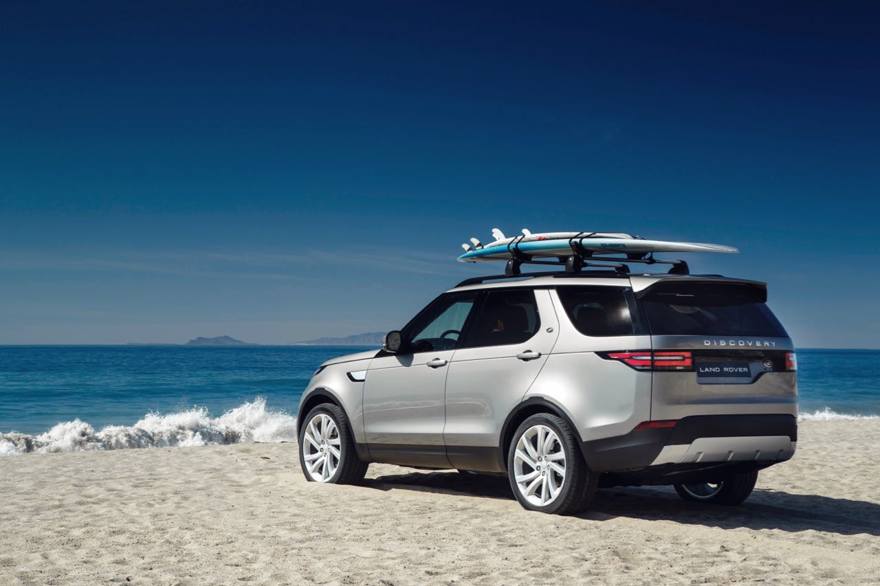 Interior. Like its uplevel Range Rover siblings, the Land Rover Discovery  ...