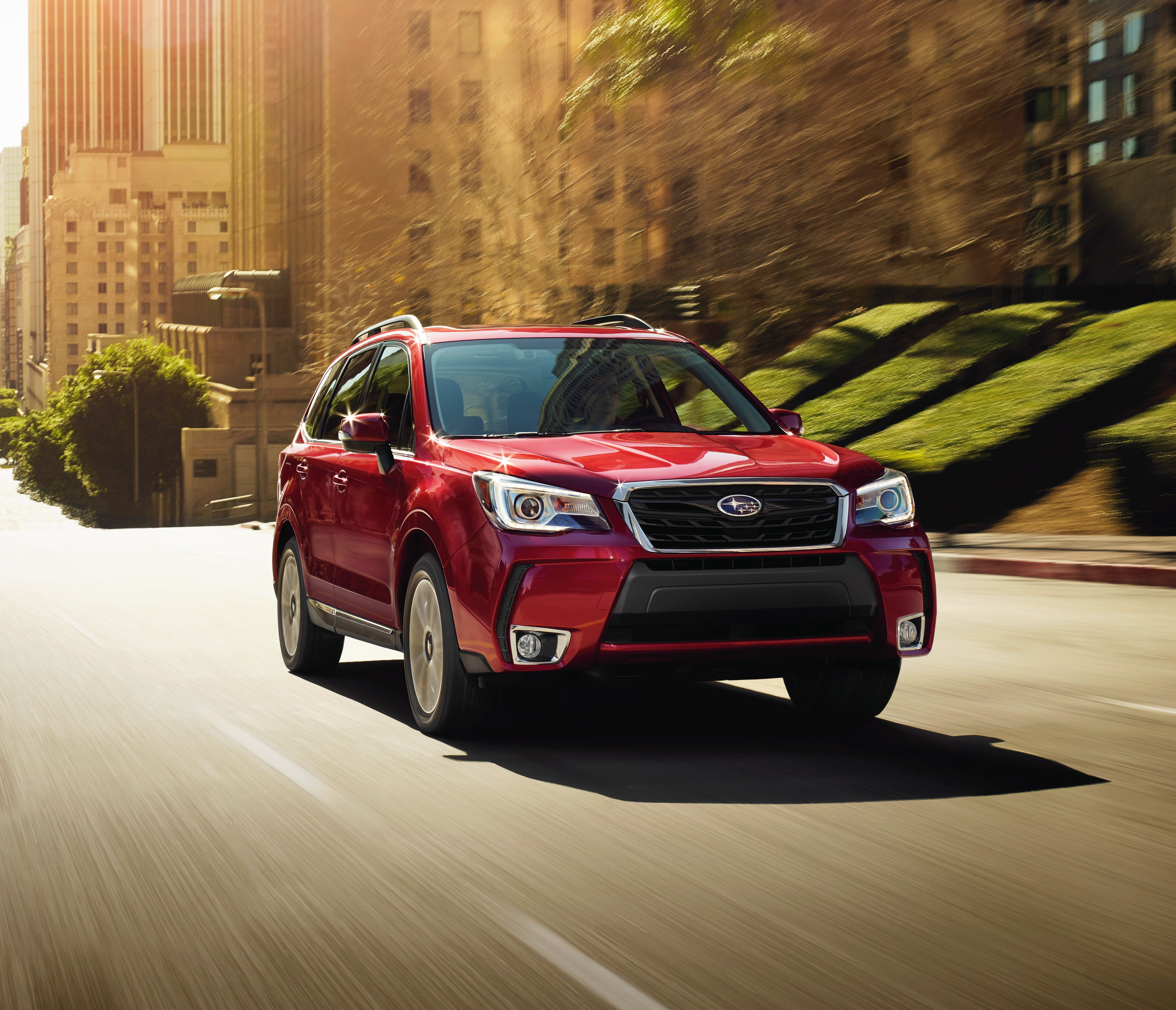 2018 Subaru Forester Review Carfax Vehicle Research