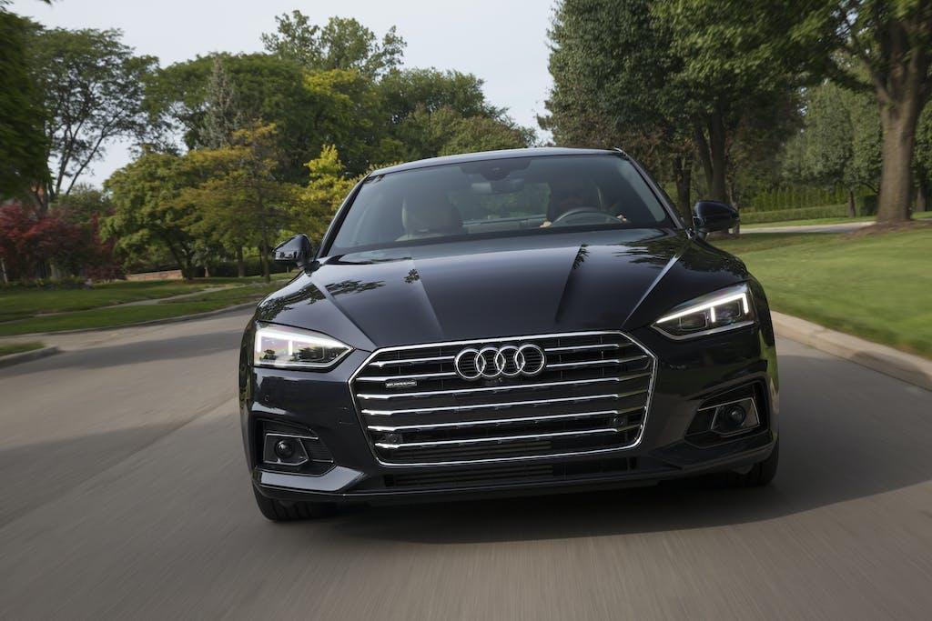 2020 Audi A5 / Photo Credit: Audi