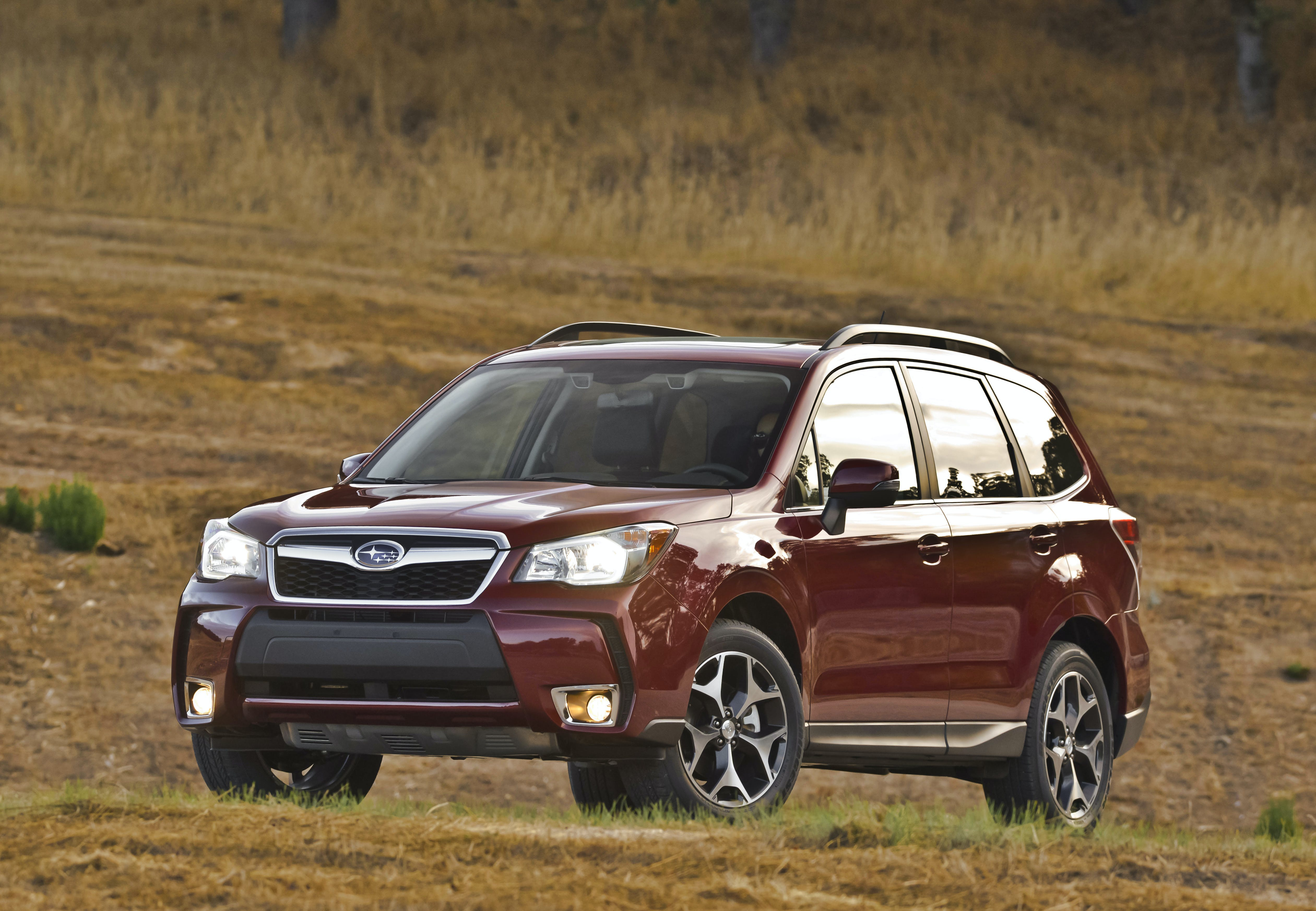 2014 Subaru Forester Review | CARFAX Vehicle Research