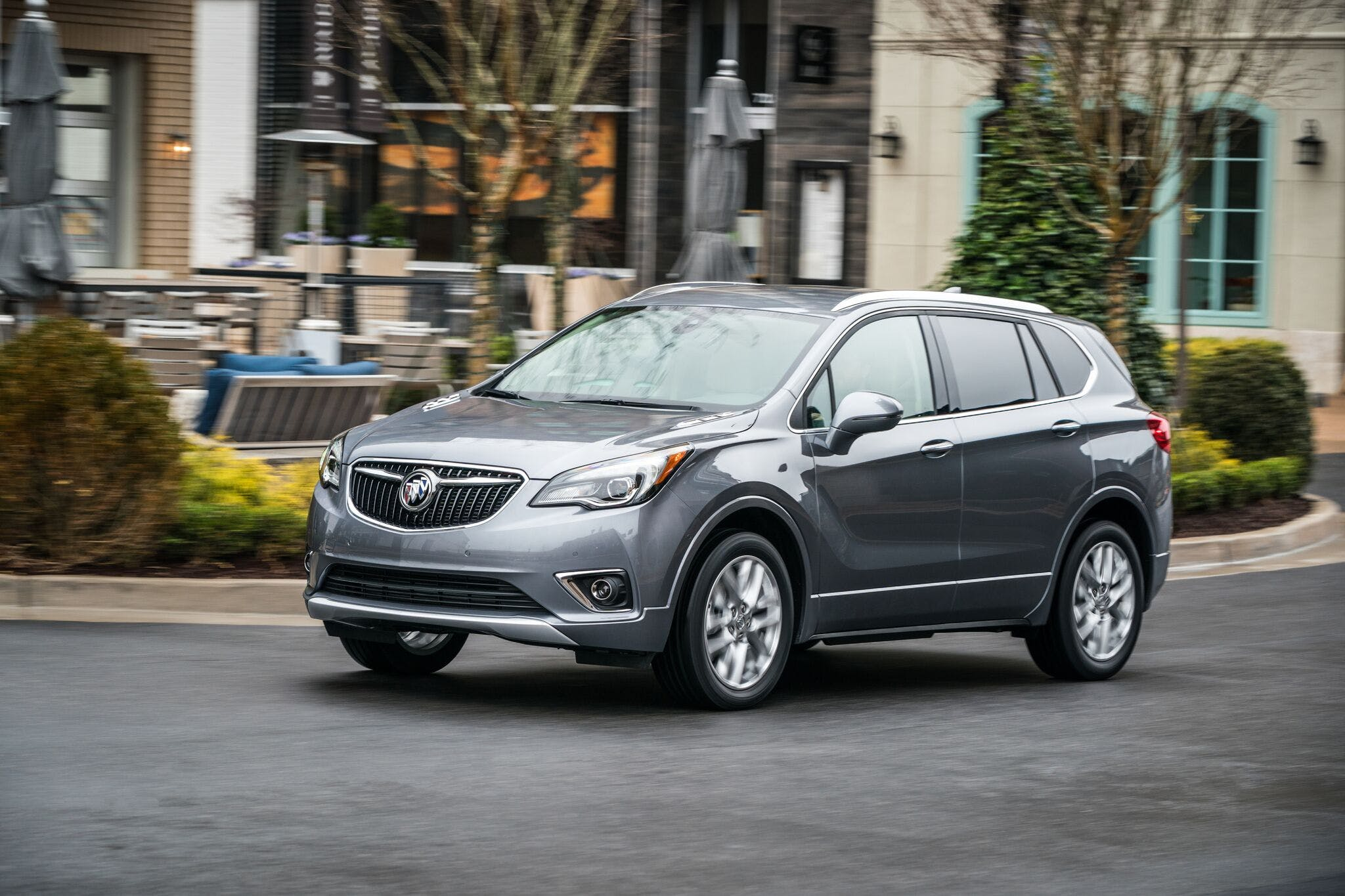 2019 Buick Envision: A Mild Update Offers Some Major Improvements
