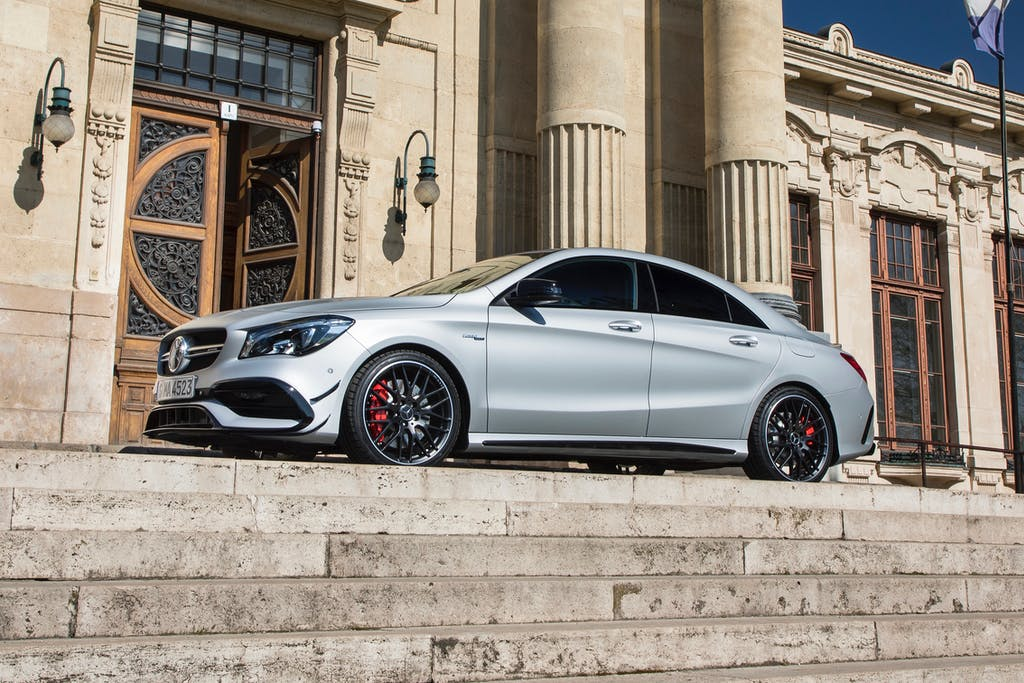 Meet the 2018 Mercedes-AMG Family | CARFAX Blog