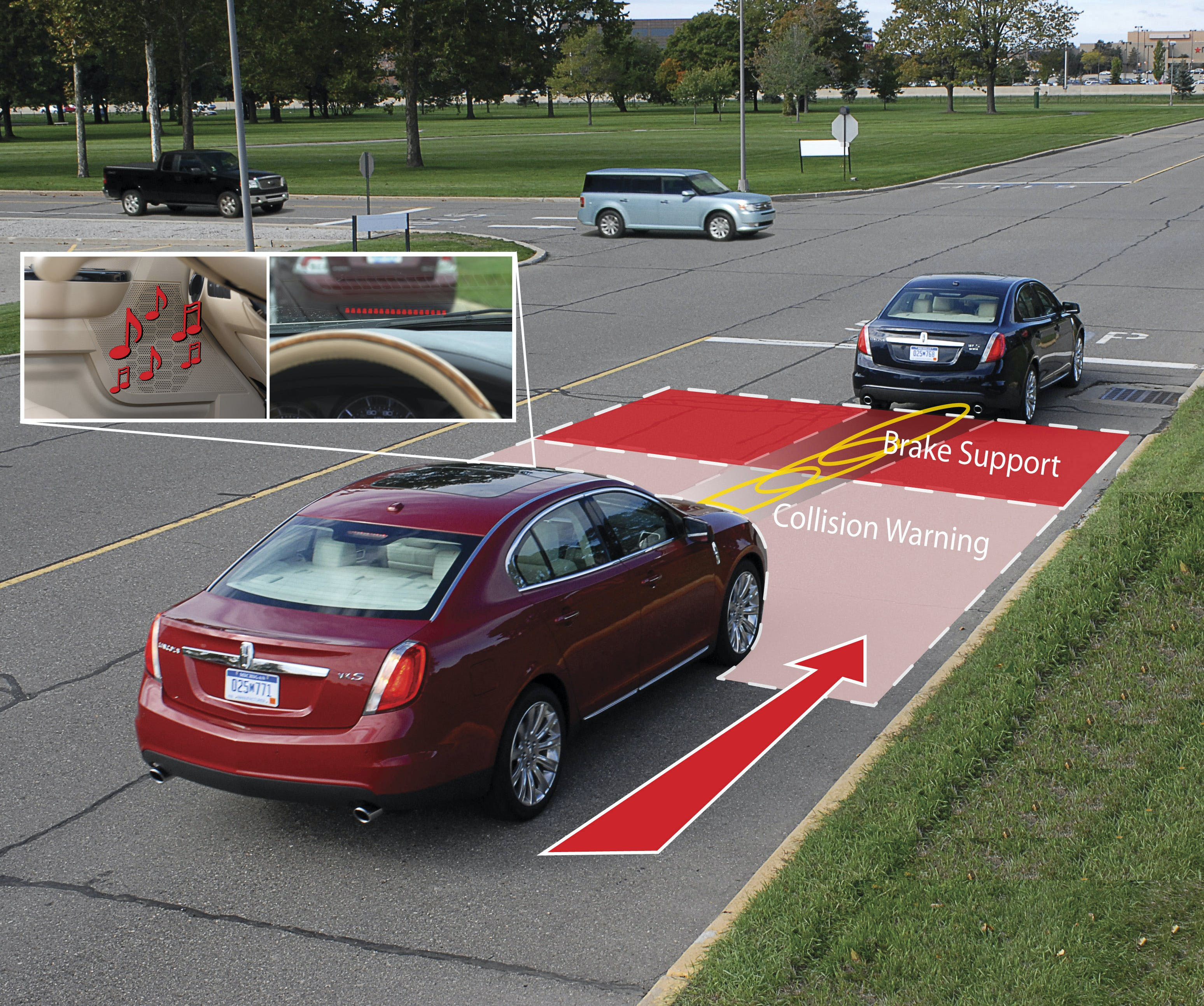 How Does Forward Collision Warning Work? | CARFAX Blog
