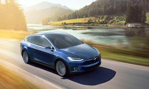 2016 2017 Tesla Model X