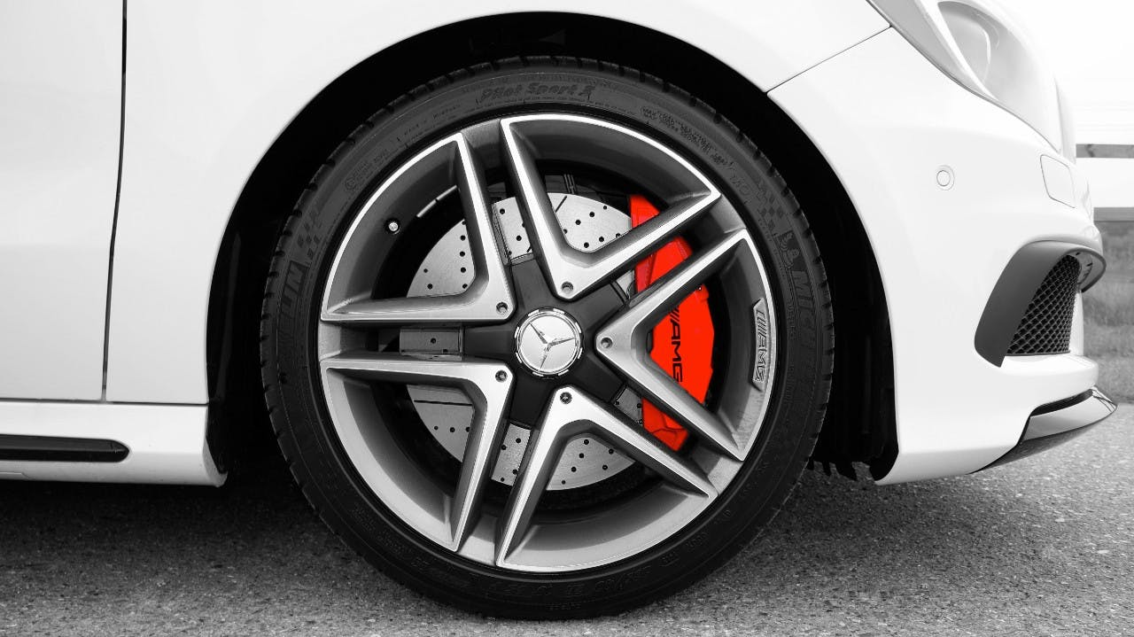 How to Clean Your Car's Alloy Wheels