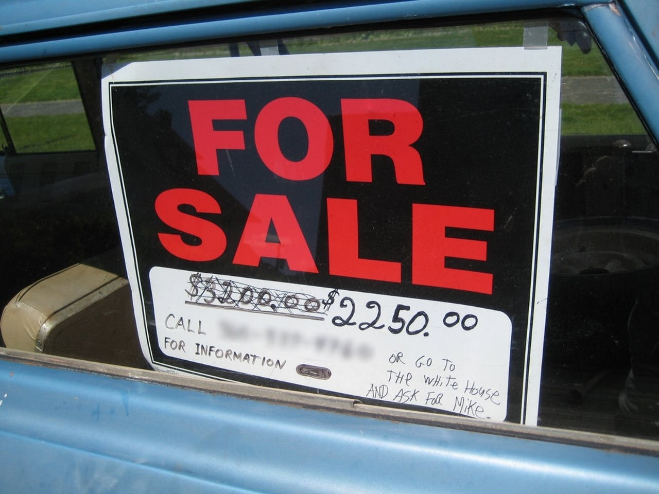 How to Sell Your Car Privately