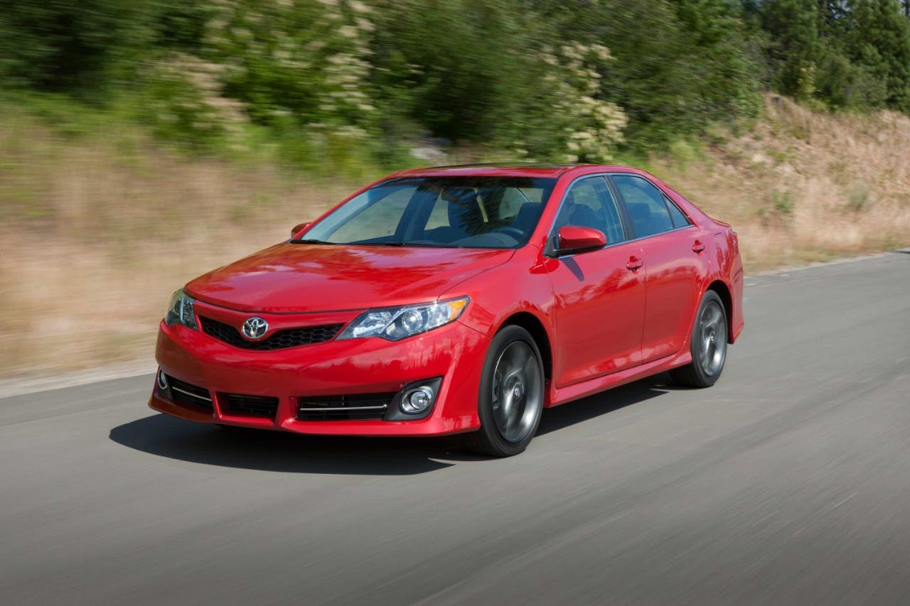 3 Tips for Buying a Used Toyota Camry