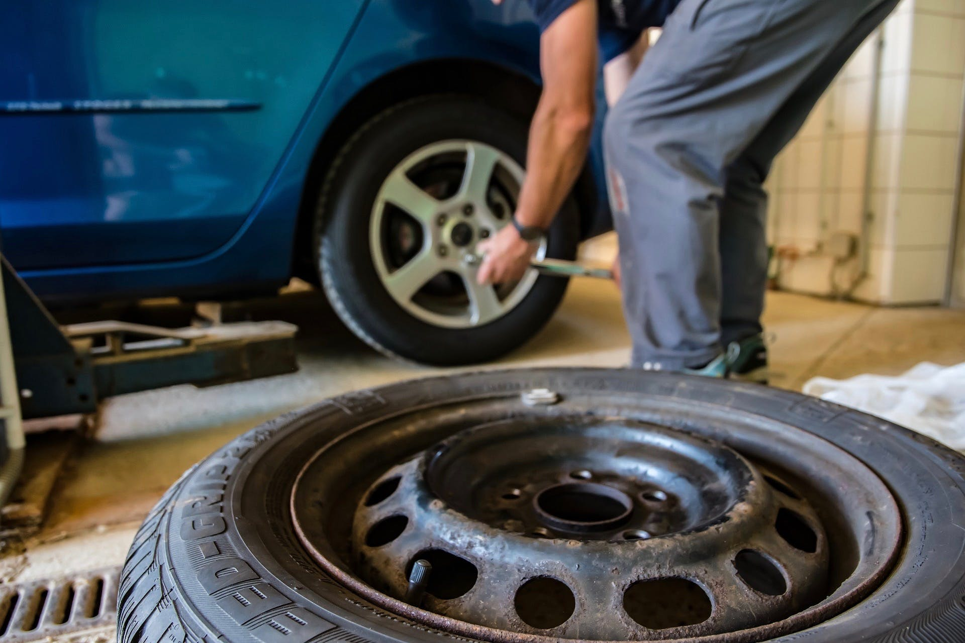 When Should I Rotate My Tires?