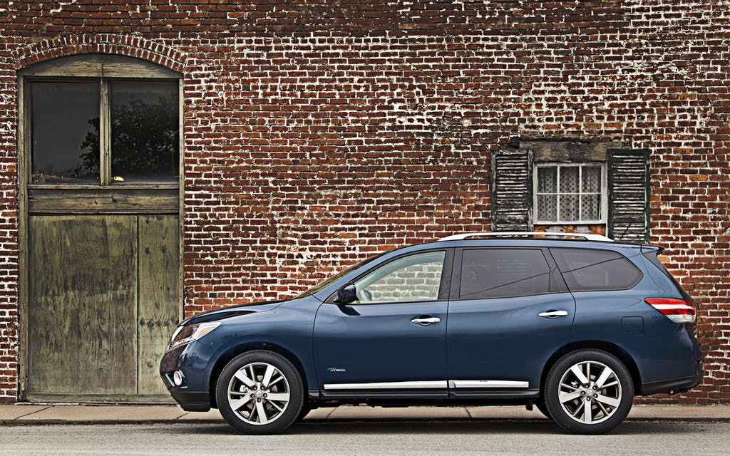 Best Used Midsize Suvs Of 2014 Carfax