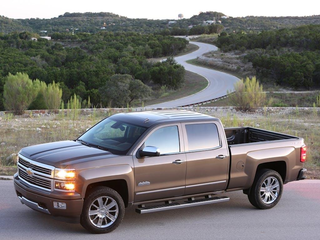 Half Ton Truck >> Best Used Full Size Pickup Trucks From 2014 Carfax