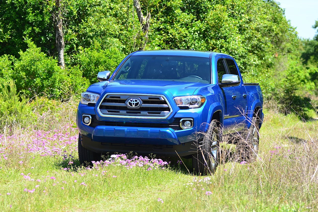 Here's How the Toyota Tacoma Improved After Its 2016 Redesign