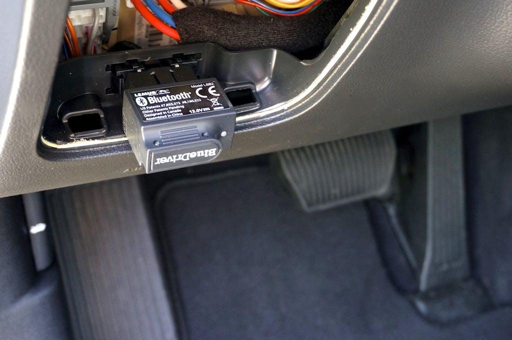 Bluetooth Wireless OBD2 Scanner