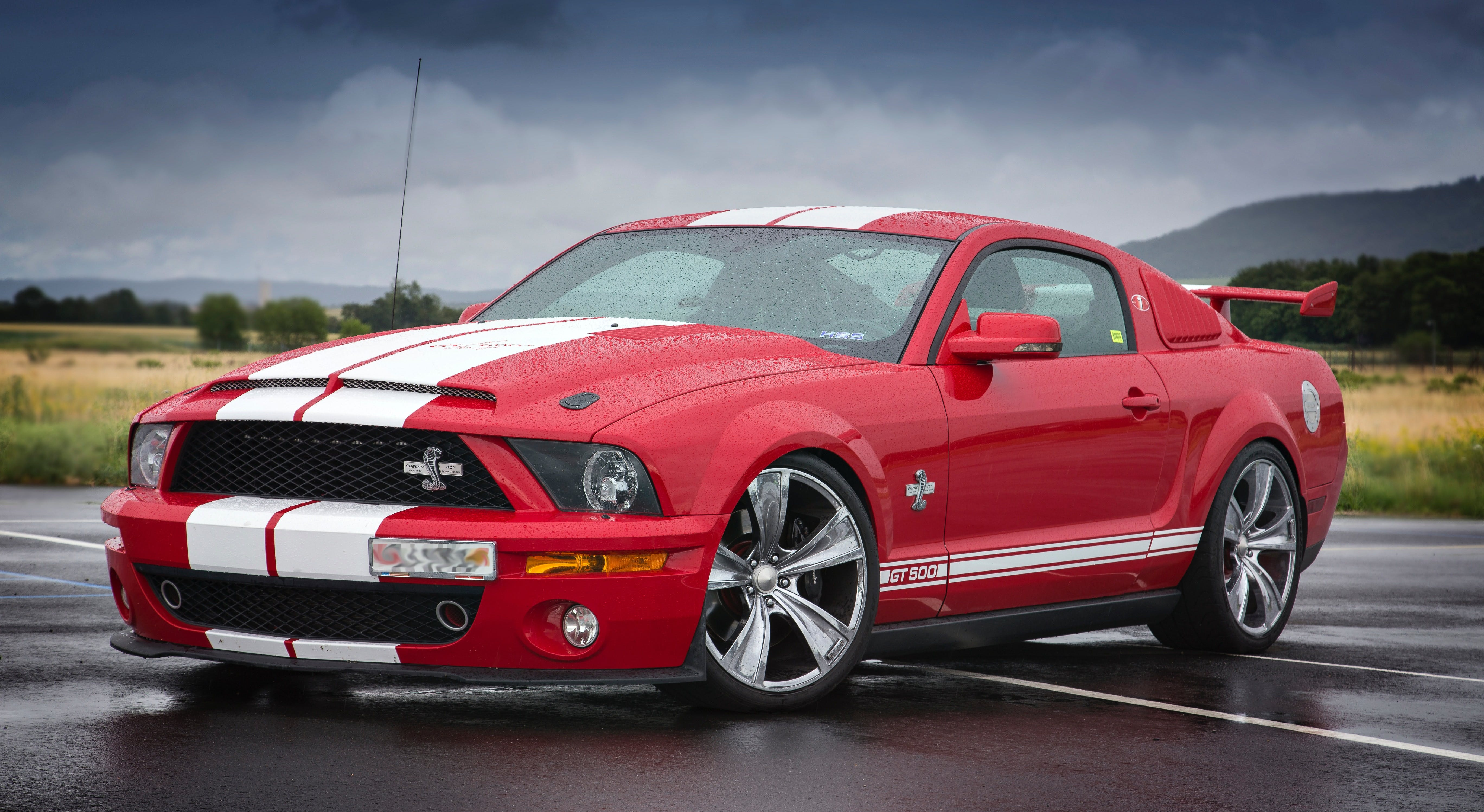 How The American Muscle Car Grew Up