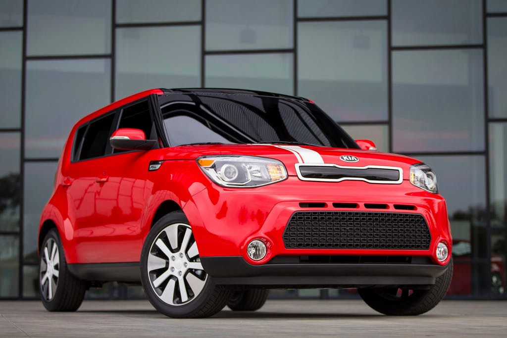 Changes From The 2017 Kia Soul