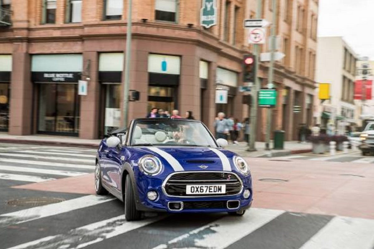 5 Reasons Why the Mini Cooper is the Perfect City Car