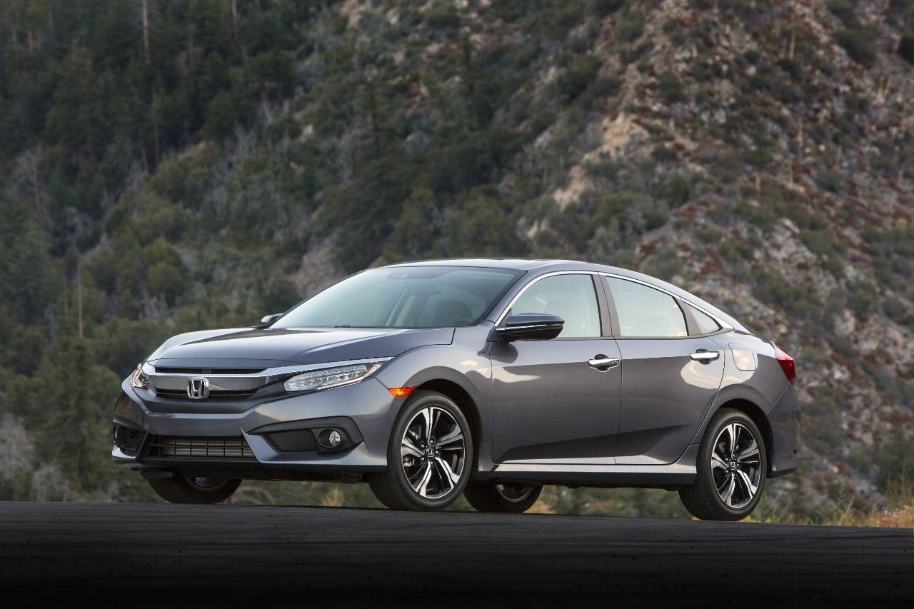 6 Reasons to Buy a Used 2016-2018 Honda Civic