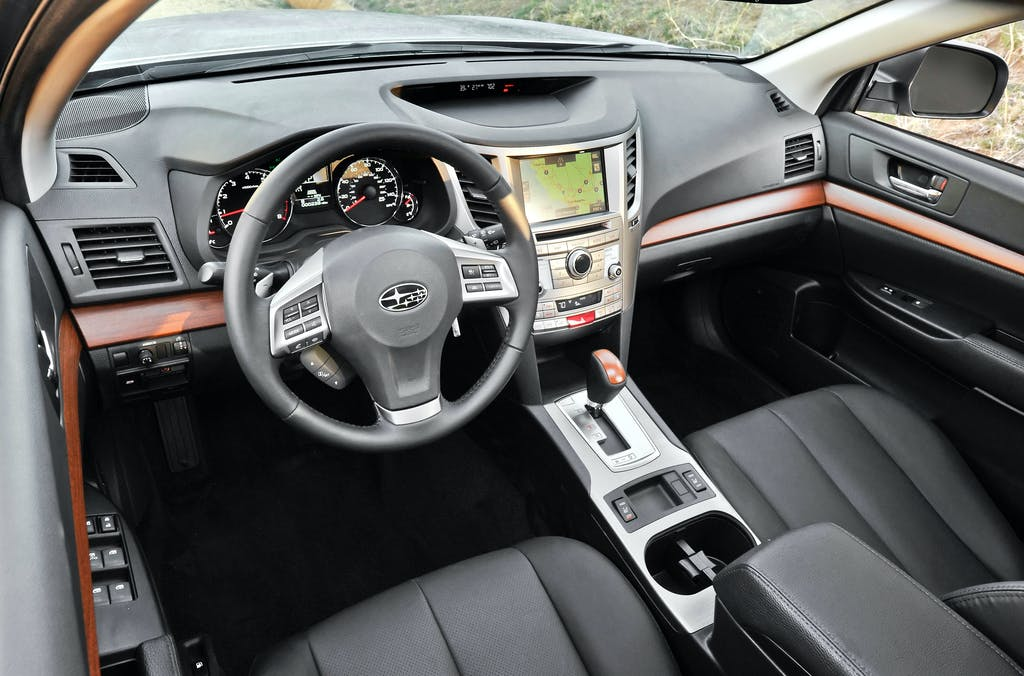 An Inside Look at the 2010-2014 Subaru Outback | CARFAX