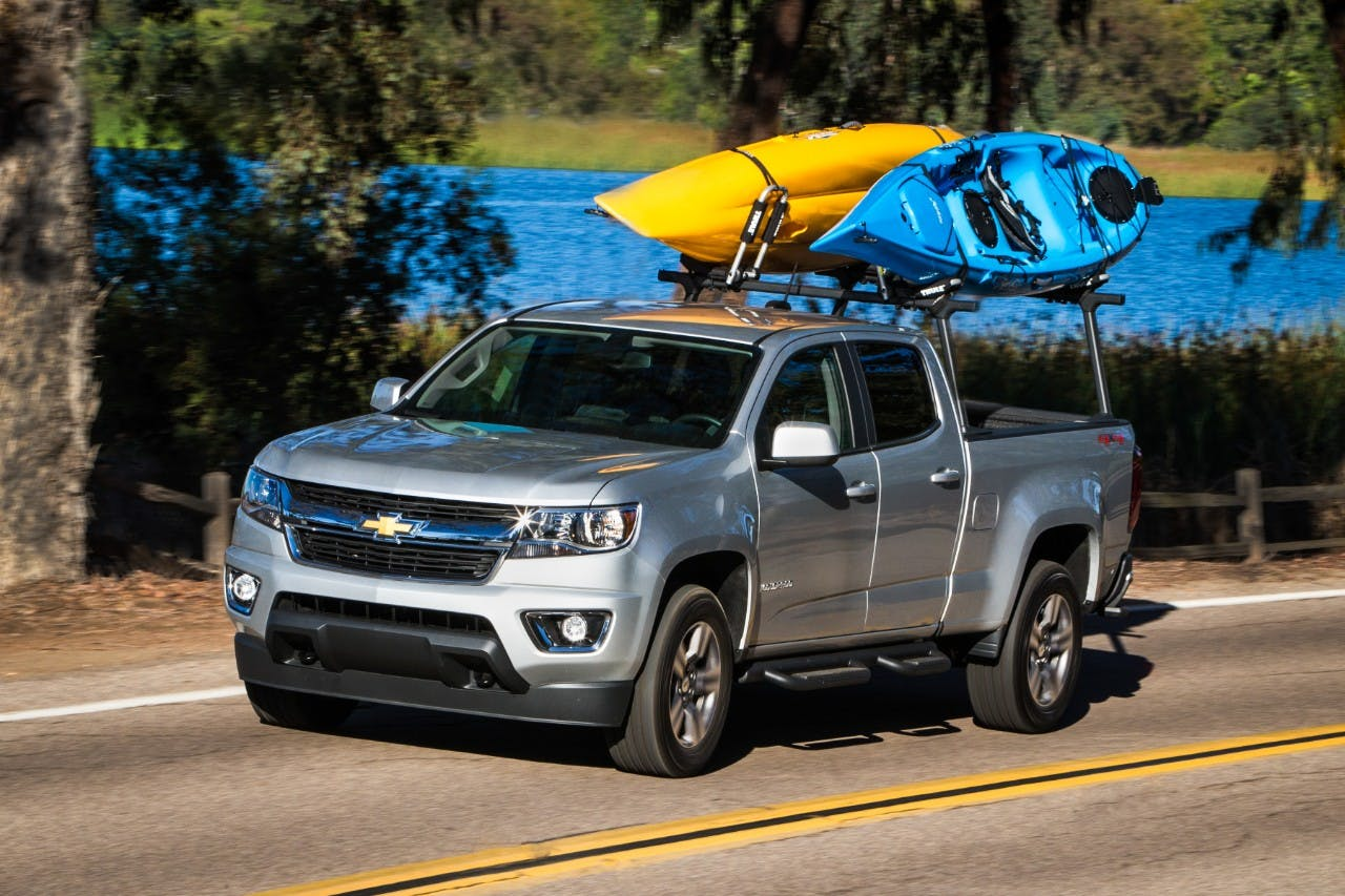 Happy Hauling: 7 Chevrolet Colorado Features That Boost Utility