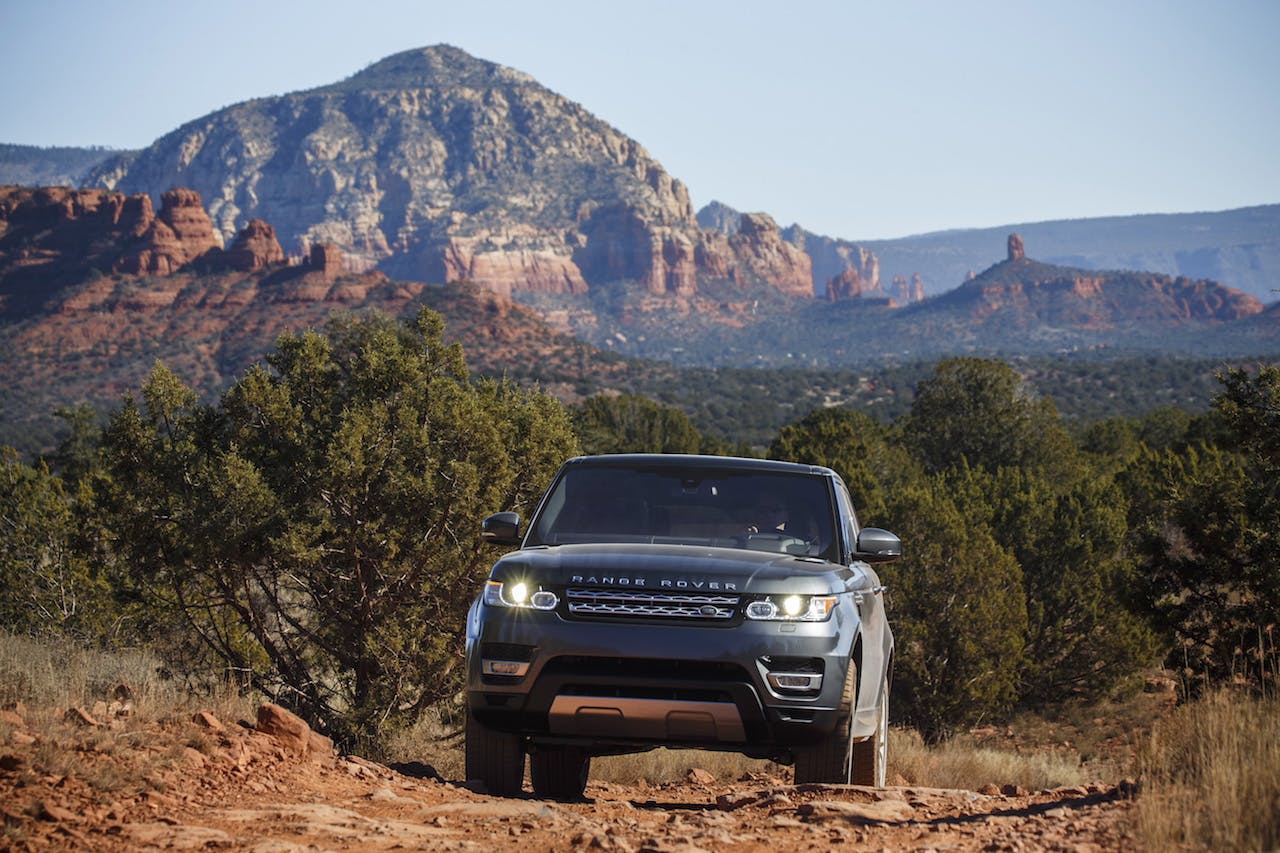 Understanding Land Rover's Off-Road Features