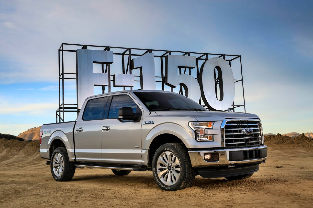 Ford F-150: 4 Features You'll Only Find on 2015-2019 Models