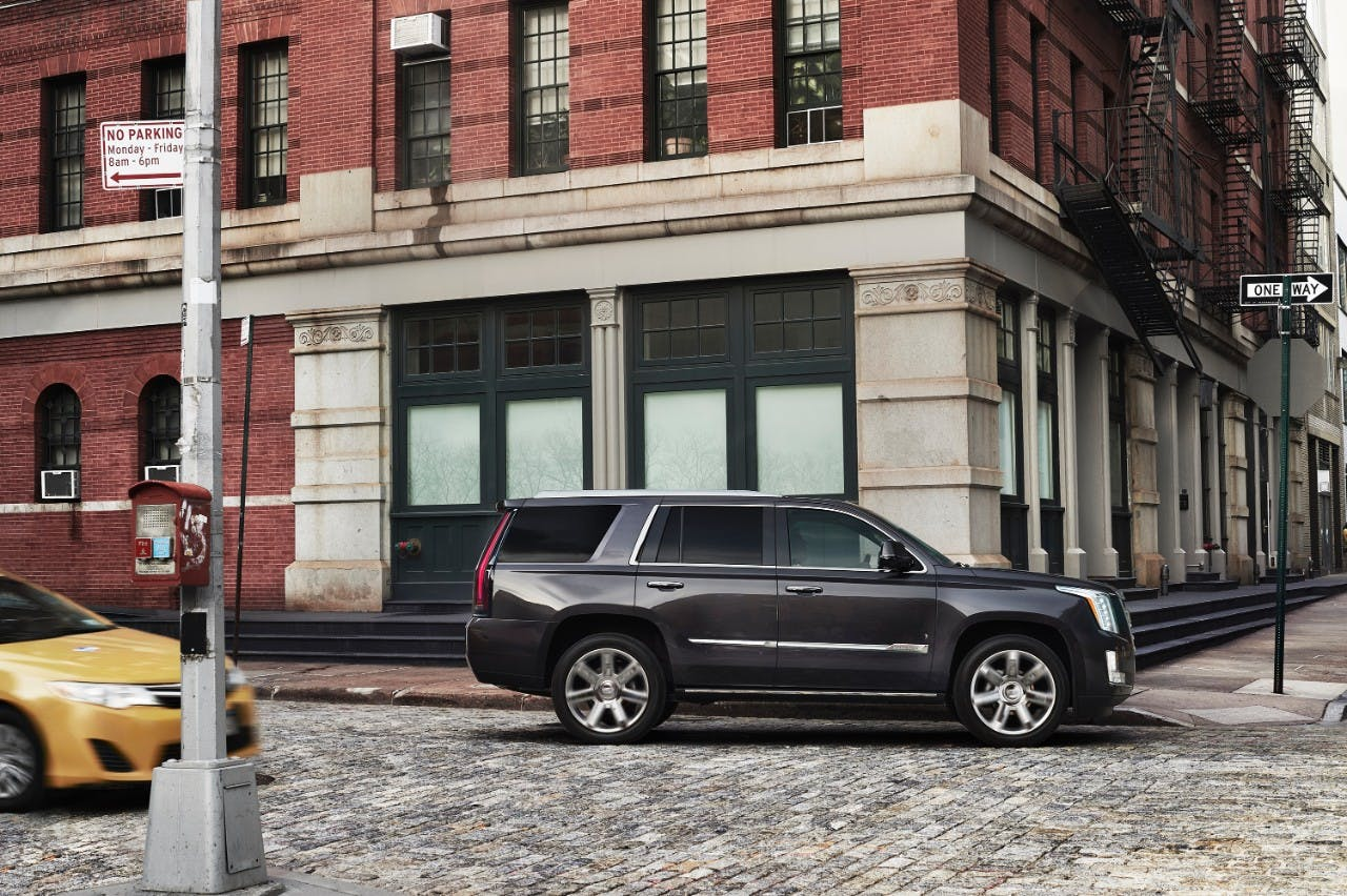 4 Benefits You'll Get with the 2015-Present Cadillac Escalade