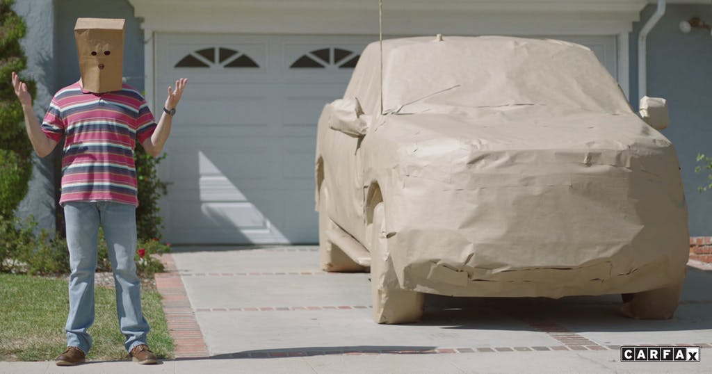 New Carfax Ad Campaign Helps Prevent Overpaying For Used Cars Carfax