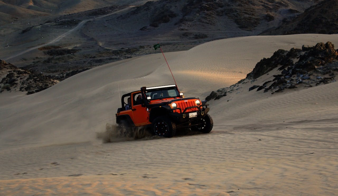3 Must-Have Off-Road Accessories for Your Jeep Wrangler