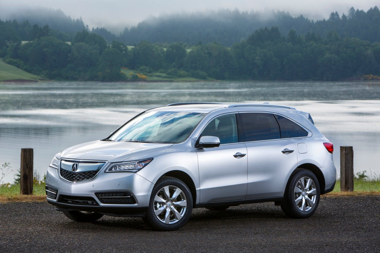 5 Reasons to Buy a Third-Generation Acura MDX