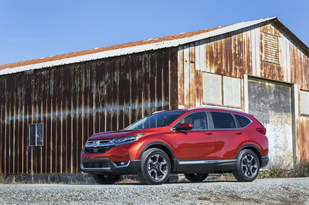 4 Reasons to Buy a 2017-Present Honda CR-V