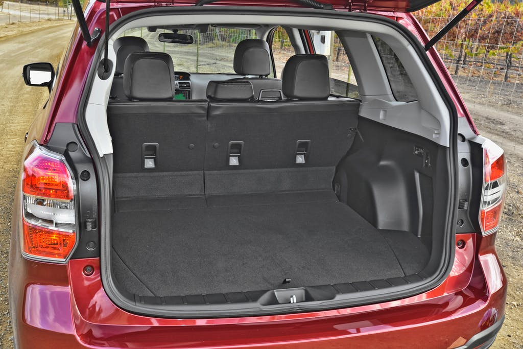 Subaru Forester Cargo Space >> Selling Your 2014 2018 Subaru Forester What To Know Carfax