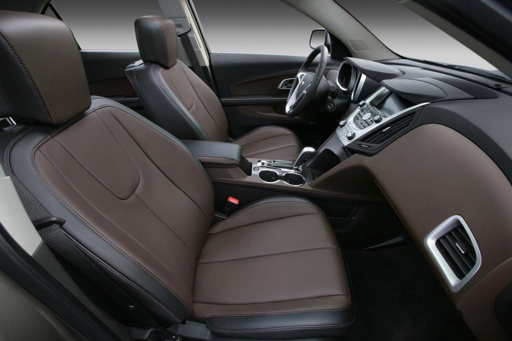 Chevrolet Equinox Interior