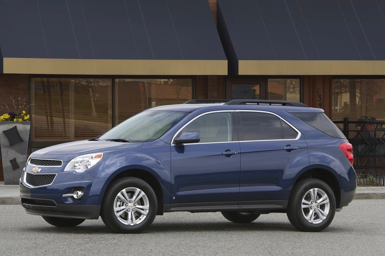 Shopping for a 2010-2017 Chevrolet Equinox Made Easy