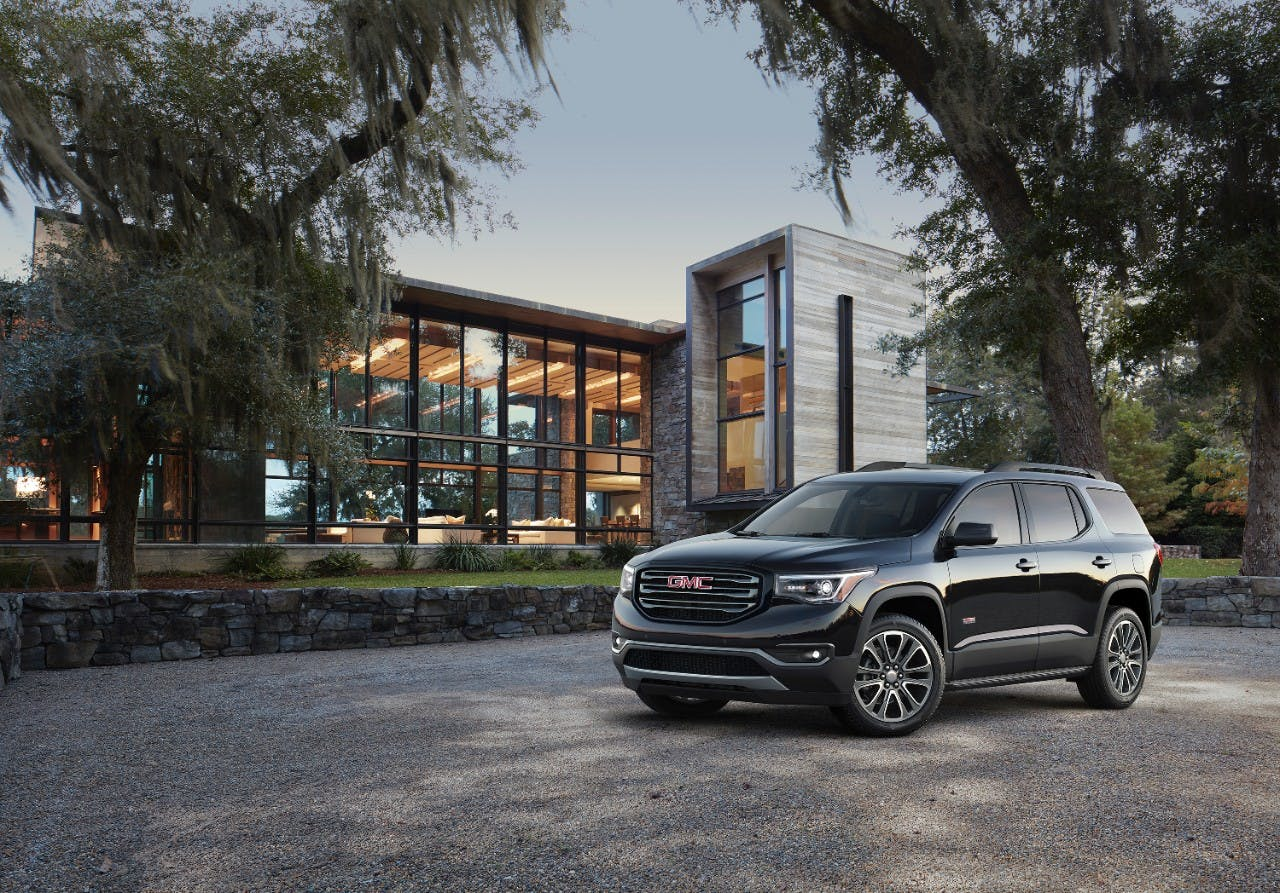 You Should Buy a 2017 or Newer GMC Acadia. Here's Why
