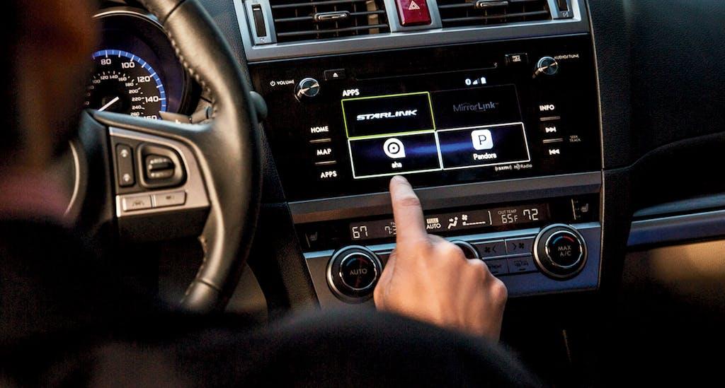 Subaru's Starlink Technology & Infotainment System Explained