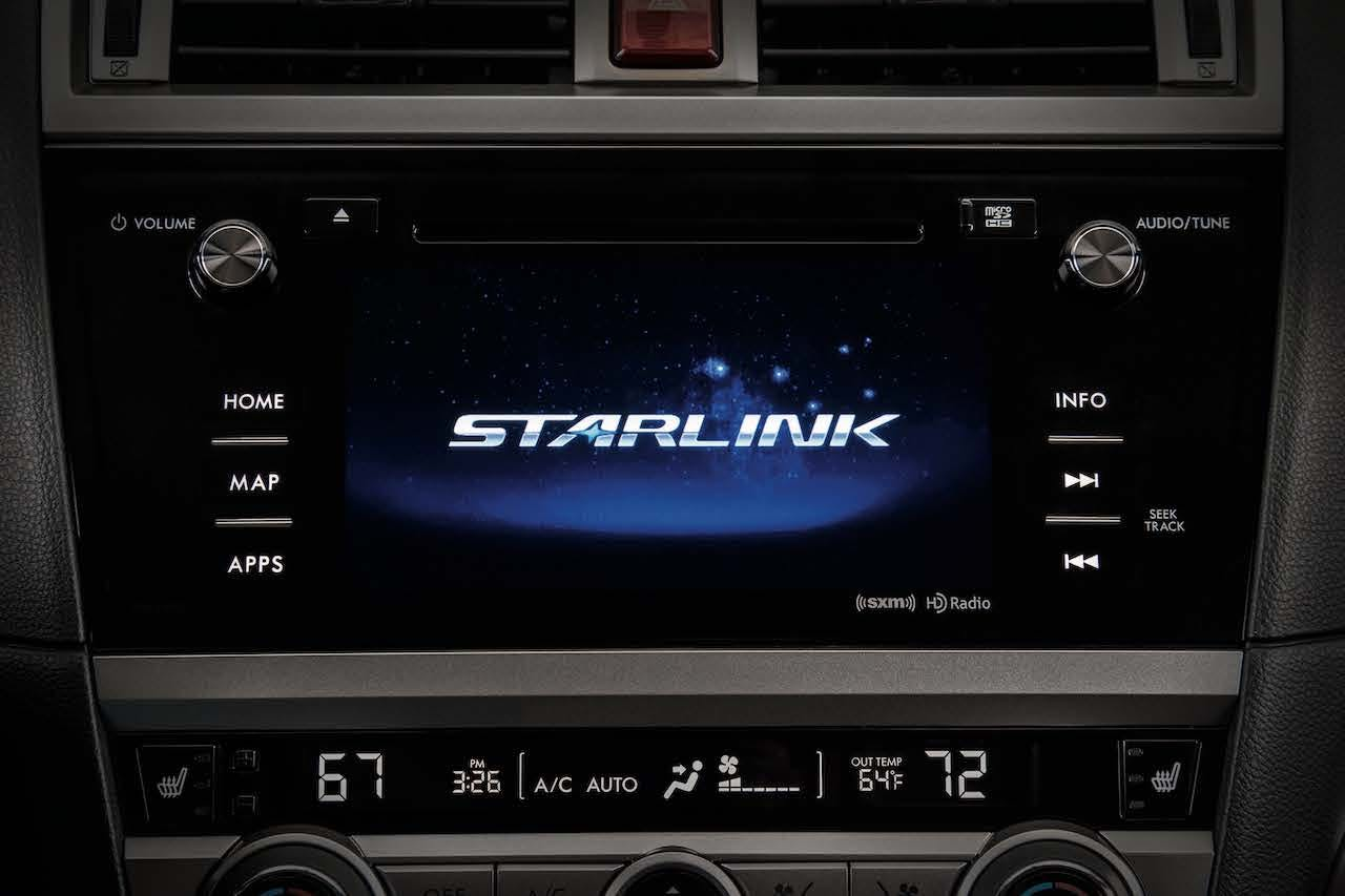 What Are the Benefits of Subaru's Starlink In-Vehicle Technology?