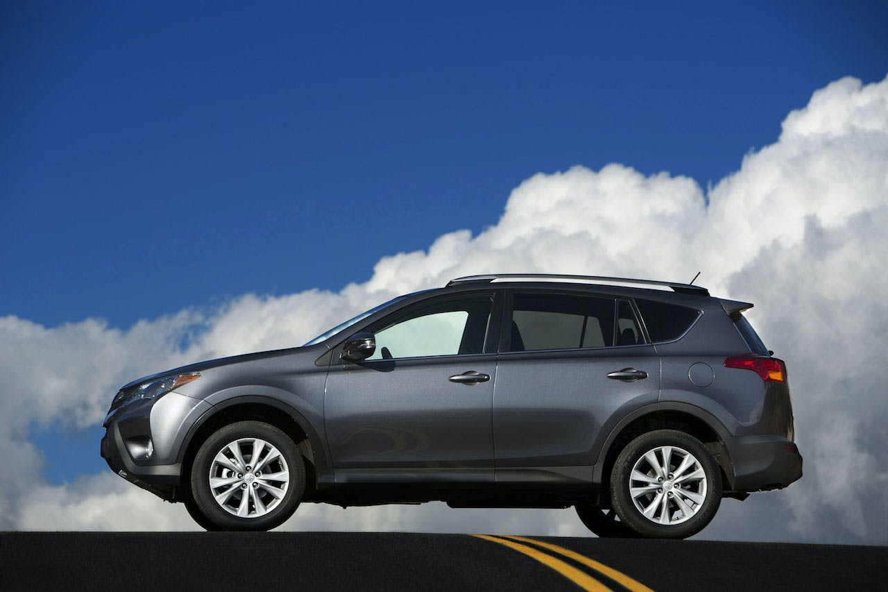 The Key Differences Between Third And Fourth Generation Toyota Rav4