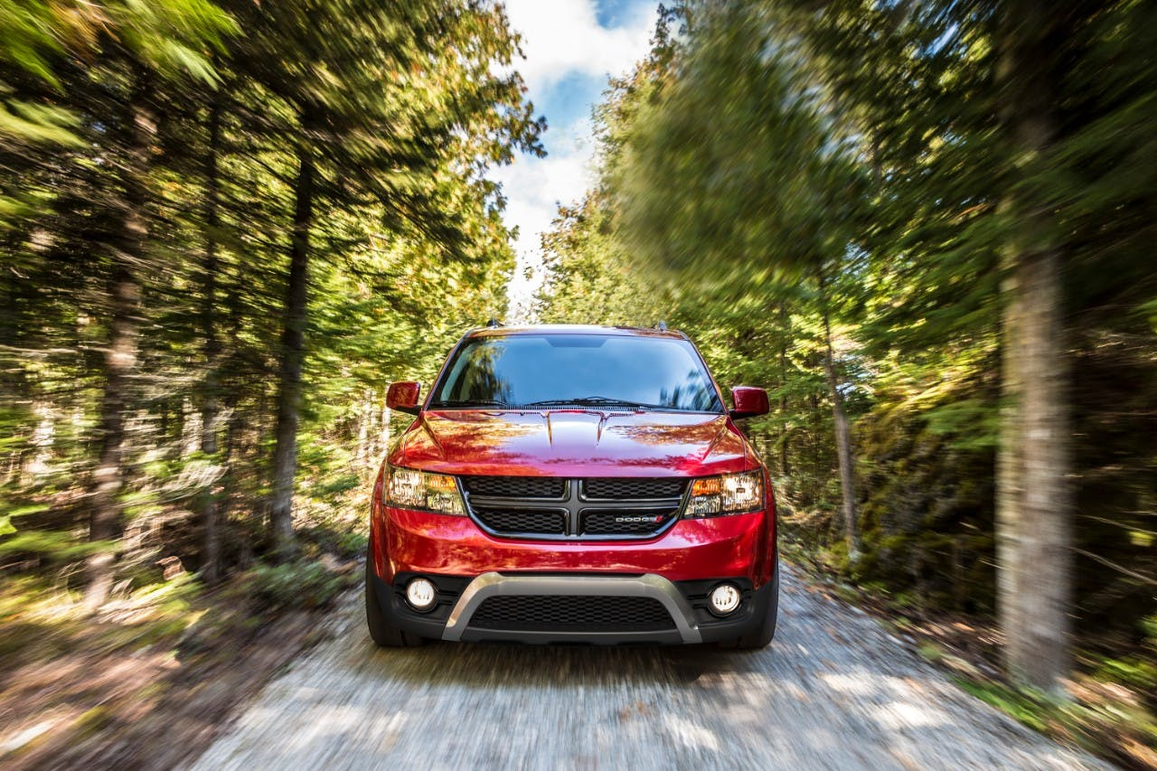 These Features Make the Dodge Journey a Great Family SUV