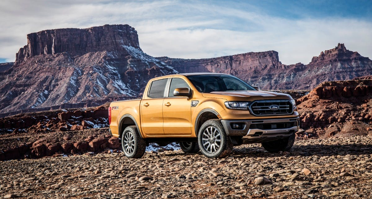7 Reasons to Buy a Used Ford Ranger
