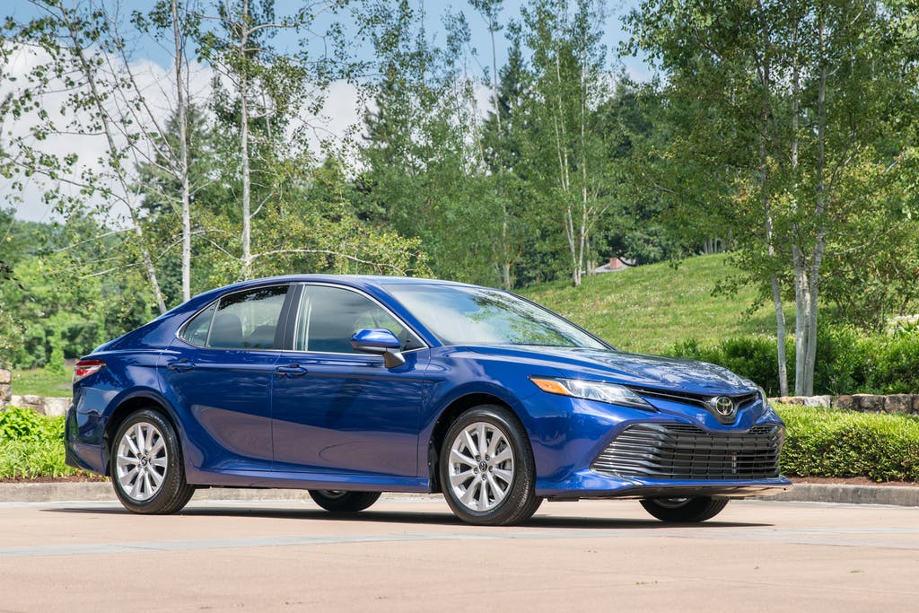 Overall Best Ing Car Toyota Camry