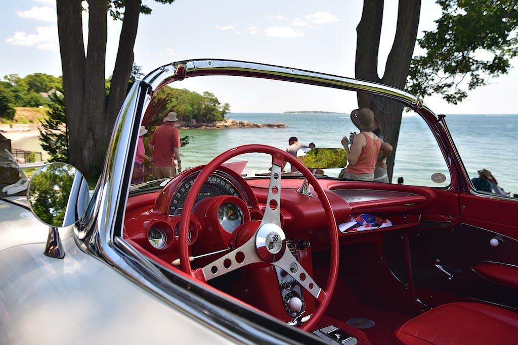 Chevrolet Corvette Interior