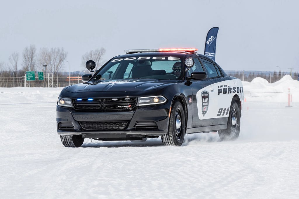 2019 Dodge Charger Pursuit V-8 AWD